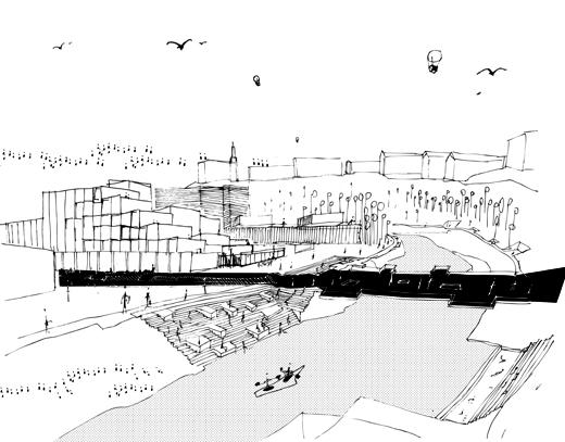 Architektūros studentų baigiamieji darbai 2011