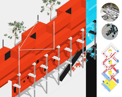 Baltijos šalių geriausių architektūros studentų baigiamųjų darbų konkursas 2014