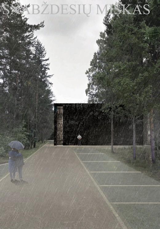 Panerių memorialo Holokausto ir visoms nacizmo aukoms atminti kompleksinio sutvarkymo idėjos projekto konkursas